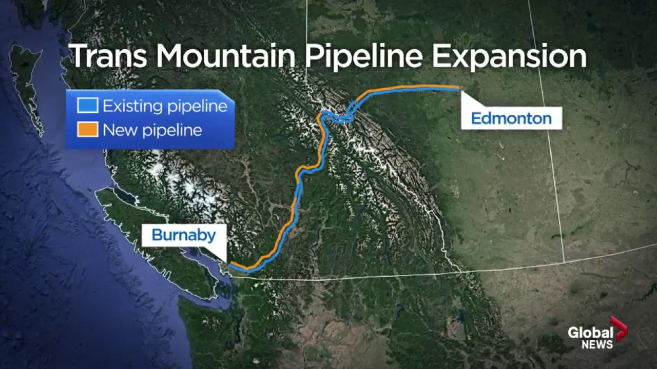 CP NewsAlert: NEB gives Trans Mountain pipeline expansion its endorsement