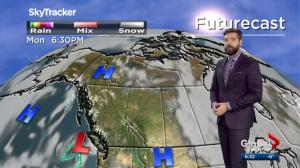 Edmonton Weather Forecast: March 4
