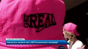 Interactive student-led LGBTQ awareness campaign starts today