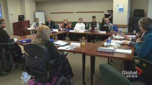 Nova Scotia's Accessibility Advisory Board holds inaugural meeting in Halifax (01:38)