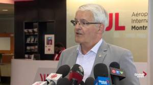 Garneau: Airlines need to realize they have not lived up to their obligations