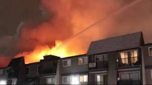 Woman in her 60s dies in Abbotsford apartment building fire
