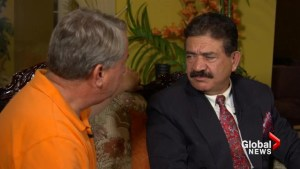 """Orlando shooter's father witnessed son """"ticked off"""" by gay couple kissing"""