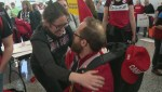 Paralympic medallists return home to Calgary to celebrate Canada's record medal haul