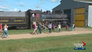 Alberta Railway Museum's Make-A-Wish Fundaiser