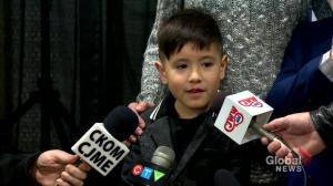 Saskatoon boys perform CPR, save grandmother's life
