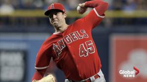 Los Angeles Angels pitcher Tyler Skaggs, 27, found dead in hotel room