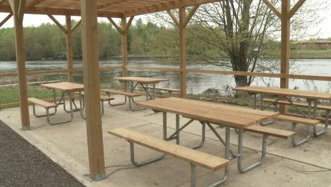 Land seized from convicted drug dealer now new riverside park in Peterborough