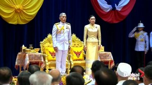 Thai king opens first parliament since 2014 military coup