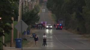 Woman killed, another in critical condition in crash near Victoria