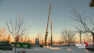 Possibility of cell tower collapse shuts down Calgary CTrain line