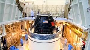 NASA creating new deep space crew capsule