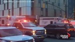 Social media videos capture overwhelming police and fire response to NYC explosion