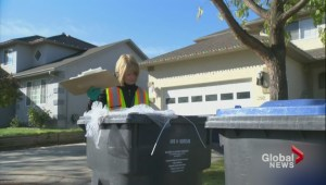 Central Okanagan residents once again being reminded to be mindful of what belongs and doesn't belong in their recycling bin