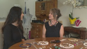 Mother daughter jewelry makers from West Kelowna heading to the Big Apple for Fashion Week
