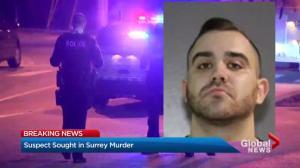 Homicide investigators seek public's help in finding murder suspect