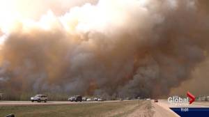 Mounties ask public for help in Fort McMurray wildfire investigation