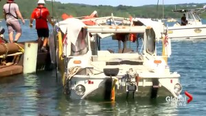 Missouri duck boat will be examined for evidence to see just how it sank