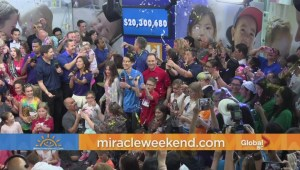Gearing up for the 31st annual Miracle Weekend