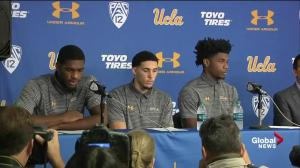 UCLA player thanks Trump for intervening in China shoplifting arrest