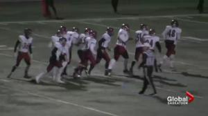 High School Huddle: playoff football action