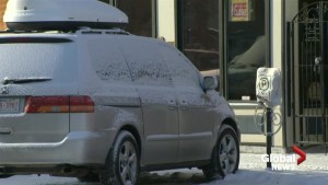 Alberta woman who left child in freezing car granted probation