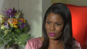 Omarosa criticizes Trump of sowing racial division, rejects claims she blocked African-Americans from White House jobs