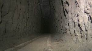 Take a walking tour of tunnel 'El Chapo' used to escape prison