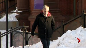 Forensic bloodstain expert returns to the stand at Dennis Oland trial