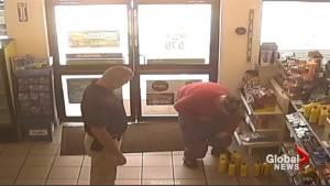 Florida shoplifter somehow stuffs 15 quarts of oil, 30 DVD's down his pants