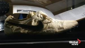 Nike running shoe sells for more than 400K at auction