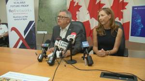 Ottawa commits millions to connect Sask. communities through high-speed internet (01:29)