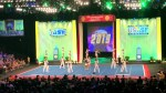 Power Cheer Toronto Level 5 co-ed team 'Temptation' at World Cheerleading Championships