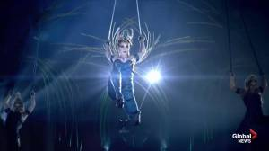 Cirque du Soleil's Amaluna comes to Winnipeg (04:13)