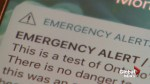 Emergency alert system test for mobile phones fails in Quebec