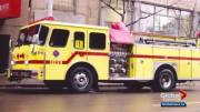 Play video: Bumpy road for Edmonton trio delivering fire truck to Mexican community