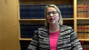 Standardized screening process being developed to improve legal supports (00:49)