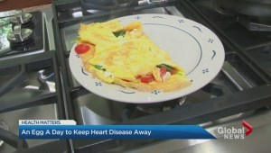 An egg a day could keep heart disease away