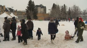 Winterruption shares snow and multiculturalism in Saskatoon