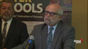 ETFO outlines next steps in fight over Ontario sex ed curriculum (02:19)