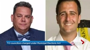 Charges laid against 2 Toronto city councillors