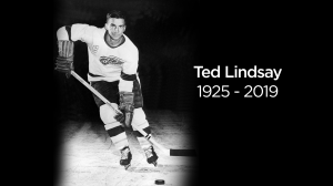 Canadian hockey legend Ted Lindsay dead at 93