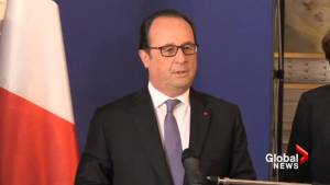 Hollande on Nice attack victims: 84 dead, some 50 in critical condition