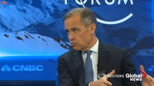 Mark Carney: UK businesses unprepared for no-deal Brexit