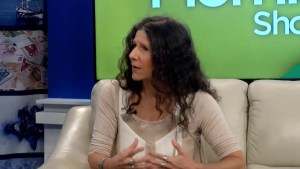 "The author of the science-fiction series ""Nemecene"", Kaz Lefave visits The Morning Show"