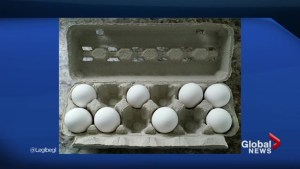 How do you take your eggs out of the carton?
