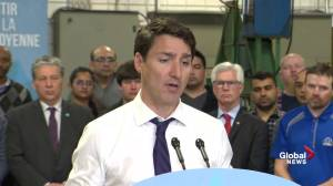 Canada considering delegation to China to discuss canola ban: Trudeau
