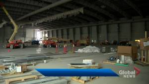 Greater Saint John Field House on schedule to open in September