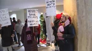 'My mattress is cold': Residents in East York apartment calling for landlord to boost heat