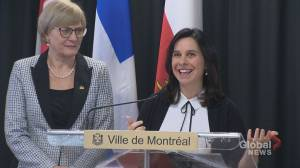 Action plan on immigration unveiled in Montreal